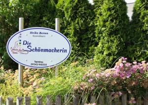 Kosmetikstudio Die Schönmacherin - Kontakt